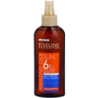 Eveline Cosmetics Sun Care huile solaire en spray SPF 6