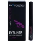 FacEvolution Hairplus tekuté očné linky s aktívnymi látkami pre rast rias