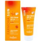 Farmona Sun creme protetor para pele mista e oleosa SPF50
