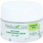 Farmona Herbal Care Chamomile pomirjujoča krema z vlažilnim učinkom
