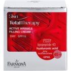 Farmona Skin Total Therapy crème de jour active anti-rides SPF 15