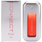 Fcuk Connect Her Eau de Toilette for Women 100 ml