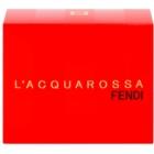 Fendi L'Acquarossa Eau de Toilette für Damen 75 ml