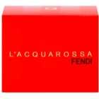 Fendi L'Acquarossa toaletná voda pre ženy 75 ml