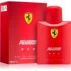 Ferrari Scuderia Ferrari Red Eau de Toilette para homens 125 ml