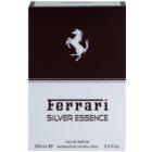Ferrari Silver Essence eau de parfum pentru barbati 100 ml