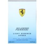 Ferrari Scuderia Ferrari Light Essence Acqua woda toaletowa unisex 125 ml