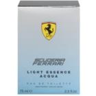 Ferrari Scuderia Light Essence Acqua Eau de Toilette unisex 75 ml