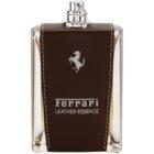Ferrari Leather Essence woda perfumowana tester dla mężczyzn 100 ml