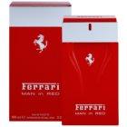 Ferrari Man in Red eau de toilette férfiaknak 100 ml