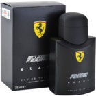 Ferrari Scuderia Black eau de toilette pentru barbati 75 ml