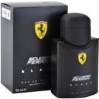 Ferrari Scuderia Black toaletna voda za moške 75 ml