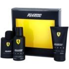 Ferrari Scuderia Ferrari Black Gift Set III