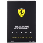 Ferrari Scuderia Ferrari Black Aftershave Balsem  voor Mannen 75 ml