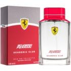 Ferrari Scuderia Club Eau de Toilette Herren 125 ml