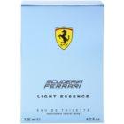 Ferrari Scuderia Light Essence toaletná voda pre mužov 125 ml