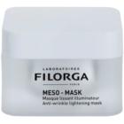 Filorga Medi-Cosmetique Meso maska s protivráskovým účinkom pre rozjasnenie pleti
