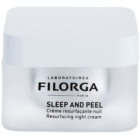 Filorga Medi-Cosmetique Sleep and Peel erneuernde Nachtcreme für klare und glatte Haut