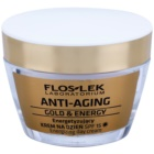 FlosLek Laboratorium Anti-Aging Gold & Energy energizující denní krém SPF 15