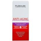 FlosLek Laboratorium Anti-Aging Hyaluronic Therapy crema regeneradora para contorno de ojos con efecto alisante