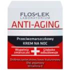 FlosLek Laboratorium Anti-Aging Hyaluronic Therapy nočný hydratačný krém s protivráskovým účinkom