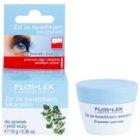 FlosLek Laboratorium Eye Care gel za predel okoli oči s smetilko