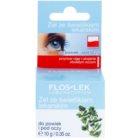 FlosLek Laboratorium Eye Care gel na oční okolí se světlíkem lékařským
