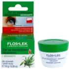 FlosLek Laboratorium Eye Care gel contorno occhi all'euphrasia e aloe vera