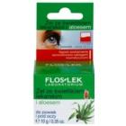 FlosLek Laboratorium Eye Care gel contour des yeux à l'euphraise et aloe vera