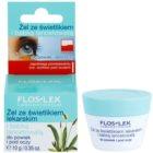 FlosLek Laboratorium Eye Care gel za predel okoli oči s trpotcem in smetilko