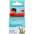 FlosLek Laboratorium Eye Care Gel für den Augenbereich mit Spitzwegerich und Gemeinem Augentrost