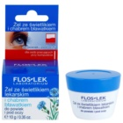 FlosLek Laboratorium Eye Care gel za predel okoli oči s smetilko in modrim glavincem