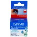 FlosLek Laboratorium Eye Care gél na očné okolie s očiankou a nevädzou