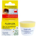 FlosLek Laboratorium Eye Care Eye Gel with Eyebright and Chamomile