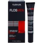 FlosLek Laboratorium FlosMen creme de olhos antirrugas, folículos e olheiras