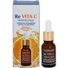 FlosLek Laboratorium Re Vita C 40+ concentré vitaminé contour des yeux, cou et décolleté