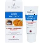 FlosLek Pharma Eye Care crème yeux à la lutéine et euphraise
