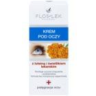 FlosLek Pharma Eye Care crema de ojos con luteina y eufrasia