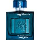 Franck Olivier Night Touch Eau de Toilette voor Mannen 100 ml