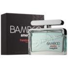 Franck Olivier Bamboo America eau de toilette para hombre 75 ml