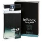 Franck Olivier In Black Pour Homme eau de toilette para hombre 75 ml