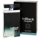 Franck Olivier In Black Pour Homme eau de toilette pentru barbati 75 ml