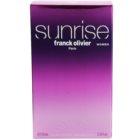 Franck Olivier Sunrise toaletná voda pre ženy 75 ml