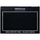 Freedom Pro Artist Pad Black Arts палітра тіней з дзеркальцем