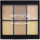 Freedom Pro Conceal paleta korektorů