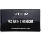 Freedom Pro Blush Pink and Baked palette contour de visage