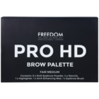 Freedom Pro HD set pentru sprancene perfecte