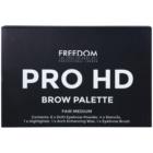 Freedom Pro HD набір для моделювання  ідеальної форми брів