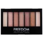 Freedom Pro Shade & Brighten Stunning Rose палітра тіней для повік з хайлайтером