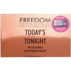 Freedom Pro Decadence Today´s Tonight paleta senčil za oči z aplikatorjem